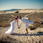 windsurfers style wedding sardinia