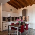 fotografia interni villa-cugnana-cucina-daniele-fontana