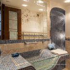 interior photography villa-porto-cervo-bagno-daniele-fontana