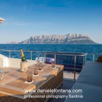 Yacht photography Sardinia