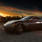 maserati GT costa smeralda daniele fontana luxury car